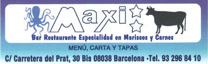 RESTAURANTE MAXI